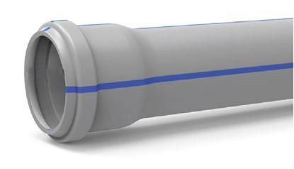"""תמונה של צינור 4*50 ס""""מ ליפסקי תקן"""