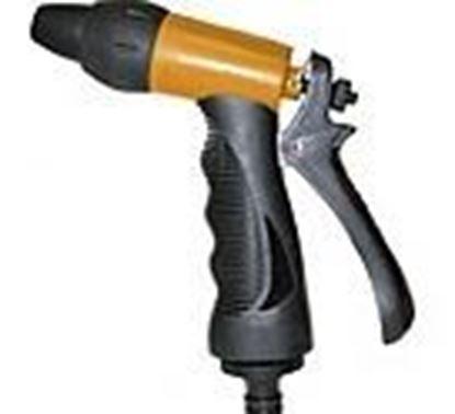 תמונה של אקדח מים כתום דגם 4600 פלסטיק