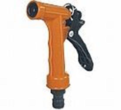 תמונה של אקדח מים פלסטיק
