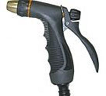 תמונה של אקדח מים שחור דגם 4600 מתכת