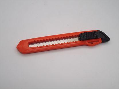 תמונה של סכין יפני כתום