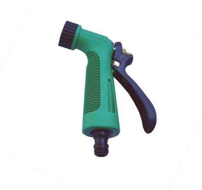 """תמונה של אקדח מים ירוק מתכת """"תבור"""""""