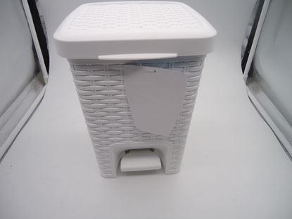 תמונה של פח מרובע ראטן 6 ליטר