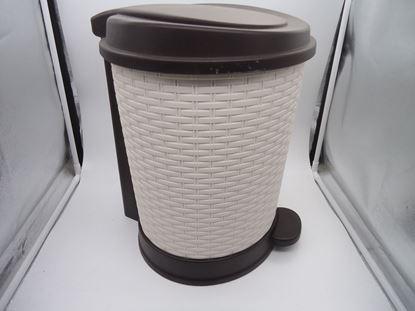 תמונה של פח מטבח דוושה 21 ליטר ראטן